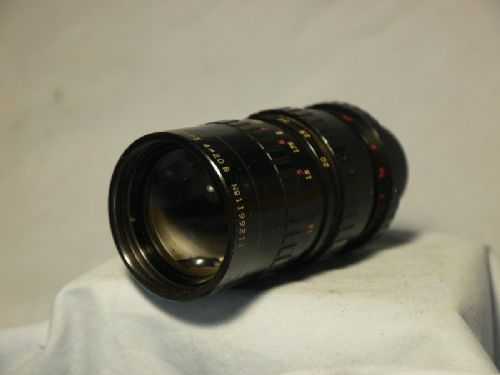 '         20-80MM 2.5 Angenieux 4X20B C Mount Lens -TOP BOKEH- ' Angenieux Lens -Ideal Conv  £399.99